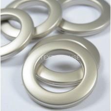 Люверс серебро 35 мм