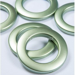 Люверс зеленый  35 мм