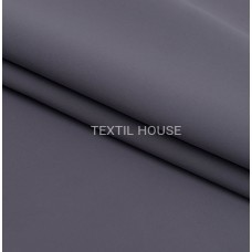 Блэкаут однотонный ПРЕМИУМ цвет сизый ш. 280 см