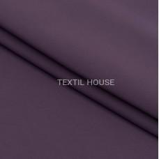 Блэкаут однотонный ПРЕМИУМ цвет фиолет ш. 280 см