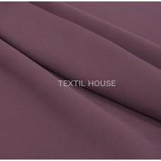 Блэкаут однотонный ПРЕМИУМ цвет сливовый ш. 280 см