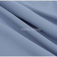 Блэкаут однотонный ПРЕМИУМ цвет сиренево-голубой ш. 280 см