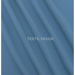 Блэкаут однотонный ПРЕМИУМ цвет голубой ш. 280 см