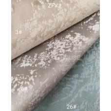 Бархат мрамор декор на отрез ткань для штор