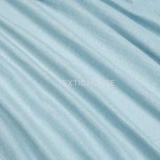 """Тюль лен голубой """"Кассиопия""""  в. 300 см с утяж"""