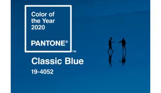Специалисты института цвета Pantone  назвали цвет 2020 года