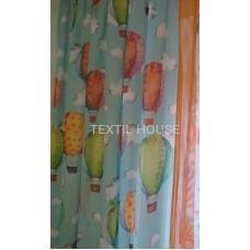 Тюль и шторы в детскую
