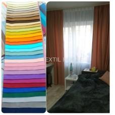 Ткань для штор на отрез микровелюр Турция