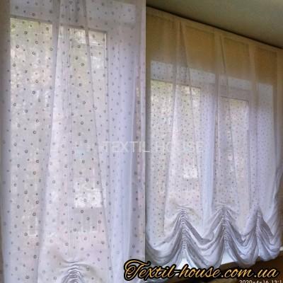 Выбираем шторы на кухню вместе с магазином штор  Textil-House
