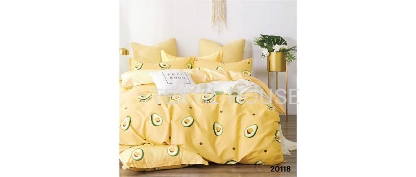 Комплект постельного белья ранфорс 20118