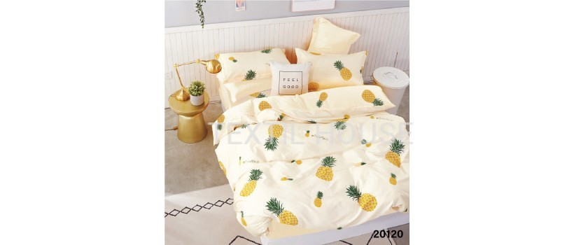 Комплект постельного белья ранфорс 20120