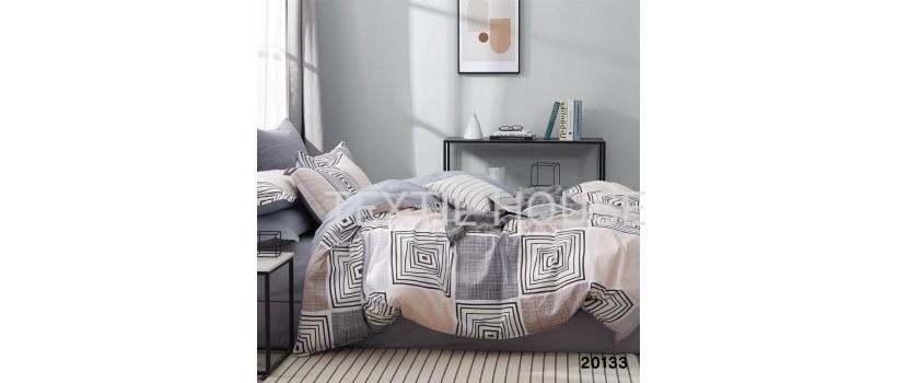 Комплект постельного белья ранфорс 20133