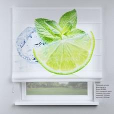 Римская штора Лимон