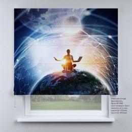 Римская штора Медитация