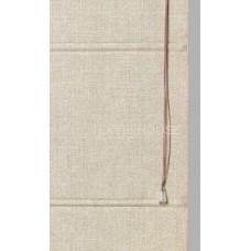 Римская штора лен ширина 60 см
