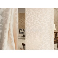 Ткань для штор сатен жаккард  RS57-5/145 PJak
