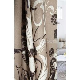Ткань для штор Linen Print-col.1/280 LPech