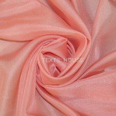 Тюль вуаль однотон. английская роза